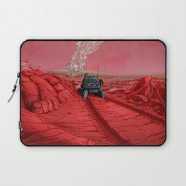 Green Mars Laptop Sleeve