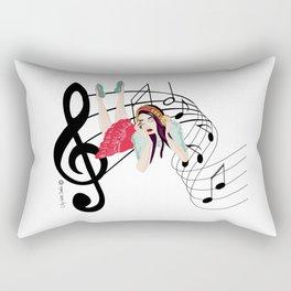 Relax Time Rectangular Pillow