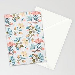 Colorful foliage #1 Stationery Cards