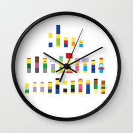 Simp-lified Wall Clock
