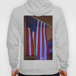 American Patriotic & Blue light Hoody