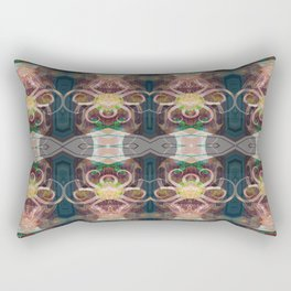 OctoSpider Elegant Stripes Rectangular Pillow