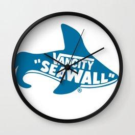 VANCITY SEAWALL Wall Clock