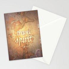 Travel Spirit #4 Stationery Cards