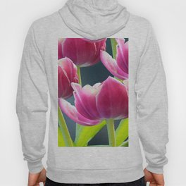 Tulip Bouquet Spring Atmosphere #decor #society6 #buyart Hoody