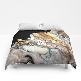 Silver clouds Comforters