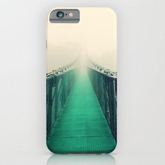 suspension bridge iPhone & iPod Case