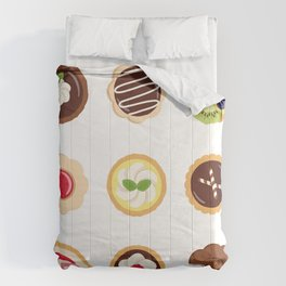 Petits Fours Comforters