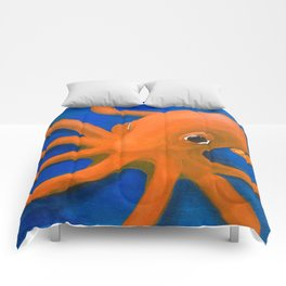 Content as an Octopus Comforters