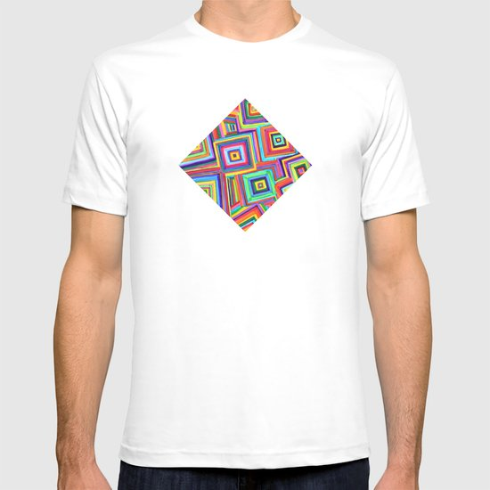 infinite square T-shirt