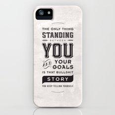 Bullshit Story Slim Case iPhone (5, 5s)