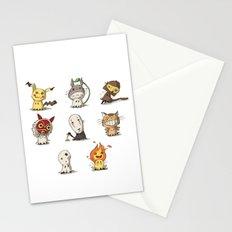 Mimiking Spirits Stationery Cards