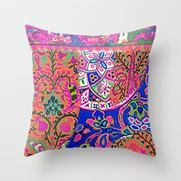 Tracy Porter / Poetic Wanderlust: Fearless Throw Pillow