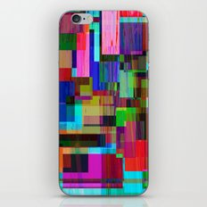 Cubist Candy iPhone & iPod Skin