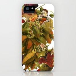 Magic Garden II iPhone Case