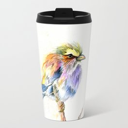 Badass Bird Travel Mug