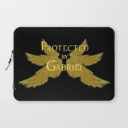 Protected by Gabriel Laptop Sleeve