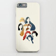 Royal Hair Slim Case iPhone 6s