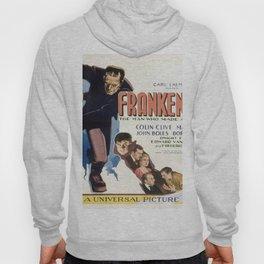 Vintage poster - Frankenstein Hoody