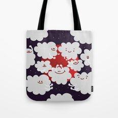 Bloody moon Tote Bag