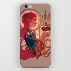 Enby royalty iPhone & iPod Skin