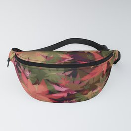 Candys Crazy Cannabis Camo 2 Fanny Pack