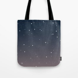 Keep On Shining - Peaceful Dusk Tote Bag