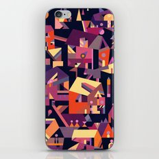 Structura 9 iPhone & iPod Skin