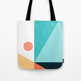 Geometric 1709 Tote Bag