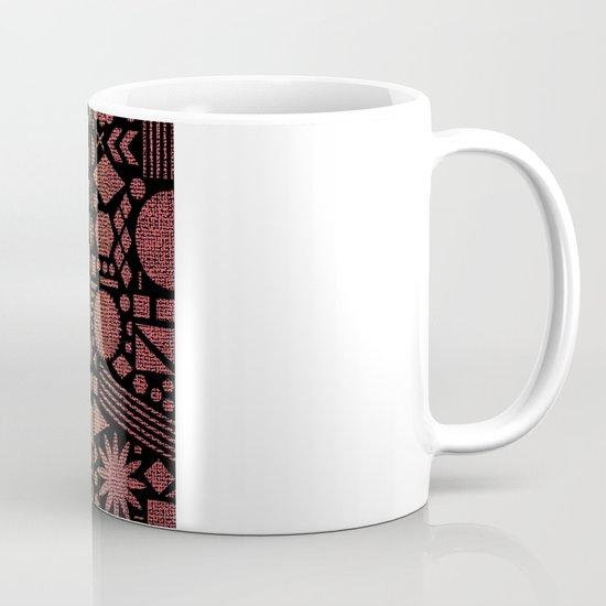 Modern Elements with Spectrum. Mug