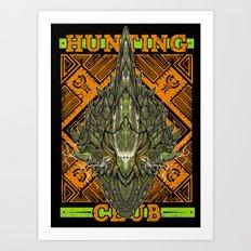Hunting Club: Astalos Art Print