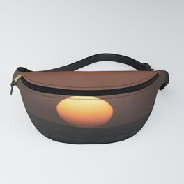Cali Sunset Fanny Pack