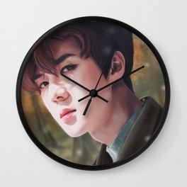 EXO Sehun Wall Clock