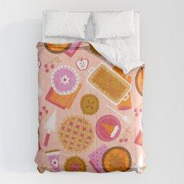 Pie Party Comforters