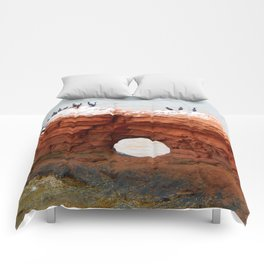 Cormorant Island Comforters