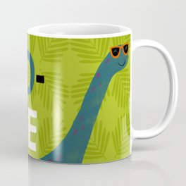 You're Dino-mite! Dinosaur Coffee Mug