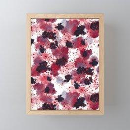 Berries Explosion #society6 #berries Framed Mini Art Print