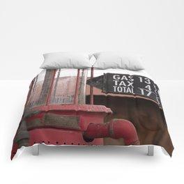 Fill 'er Up Comforters