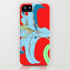 Lily I iPhone (5, 5s) Slim Case