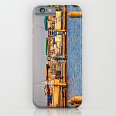 Docked Boats  iPhone 6s Slim Case