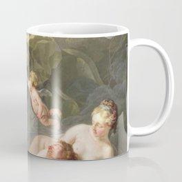 Joseph-Benoît Suvee - Battle Between Minerva and Mars Coffee Mug