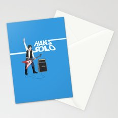 Han's Solo Stationery Cards