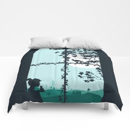 Mad World II Comforters