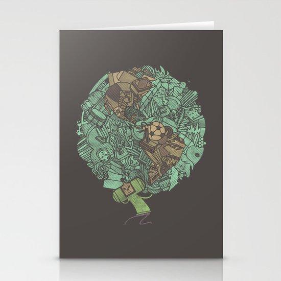 Prince Atlas Stationery Cards