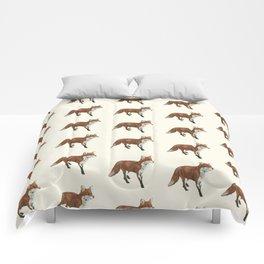 Mr Red Fox Comforters