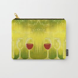 Wein / vino / wine Carry-All Pouch