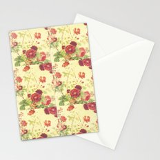 vintage blossom Stationery Cards