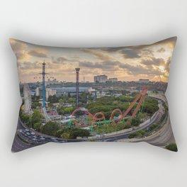Lets play Rectangular Pillow