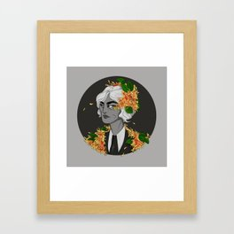 witch hazel Framed Art Print