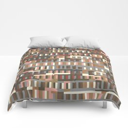 Beethoven Moonlight Sonata (Coffee Colours) Comforters